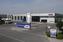 Piaţa de vânzare DAF Berlin Nutzfahrzeuge Vertriebs- und Service GmbH