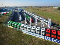 Piaţa de vânzare Iveco Poland Sp. z o. o. Used Truck Center
