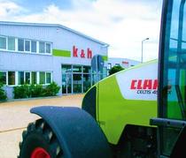 Piaţa de vânzare k&h Landmaschinenhandel