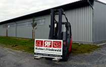 Piaţa de vânzare Richter & Friedewald Fördertechnik GmbH