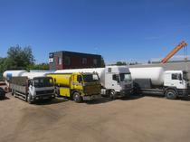 Piaţa de vânzare Baltic Special Machinery Export