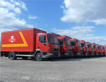 Piaţa de vânzare Commercial Vehicle Auctions Ltd