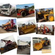 Piaţa de vânzare Shanghai Initiative Construction Machinery Co., Ltd