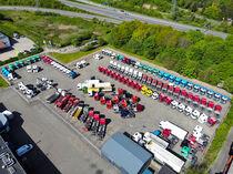 Piaţa de vânzare Scania Danmark A/S