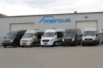 Piaţa de vânzare MERCUS-BUS