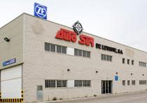 Piaţa de vânzare Autosur de Levante S.A.