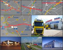 Piaţa de vânzare ESA Trucks Polska Sp. z o.o.
