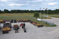 Piaţa de vânzare Trimen Tractors Ltd