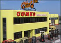 Piaţa de vânzare COMES S.R.L.