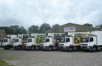 Piaţa de vânzare Truck Centrum Meerkerk bv