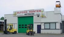 Piaţa de vânzare Handelsonerneming Alfons Hanter