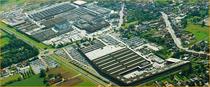 Piaţa de vânzare Van Hool NV