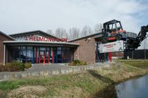 Piaţa de vânzare J.Helmond Forklifts BV