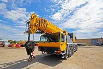 Piaţa de vânzare PJ Equipment Construction BV