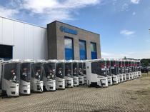 Piaţa de vânzare MBS Transport Refrigeration Ltd