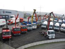 Piaţa de vânzare Top Truck Contact GmbH