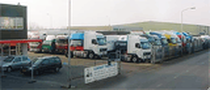 Piaţa de vânzare Zundert Trucks