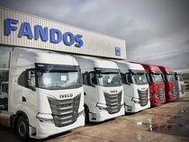 Piaţa de vânzare IVECO - Talleres Fandos