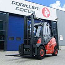 Piaţa de vânzare Forklift Focus B.V.
