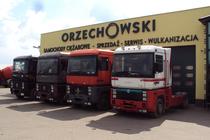 Piaţa de vânzare P.U.H RAFAŁ ORZECHOWSKI