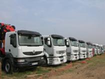 Piaţa de vânzare Lanamar – Trucks & Machinery