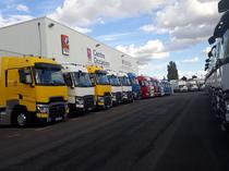 Piaţa de vânzare Renault Trucks France by Volvo group Lyon