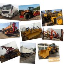 Piaţa de vânzare Shanghai Initiative Construction Machinery Co., Ltd