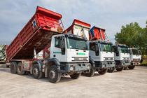 Piaţa de vânzare Working Trucks srl