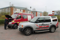 Piaţa de vânzare Terberg DTS UK Ltd – Fire & Rescue Division