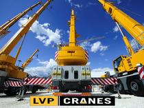 Piaţa de vânzare LVP CRANES SPAIN SL