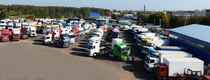 Piaţa de vânzare Trak Platforma