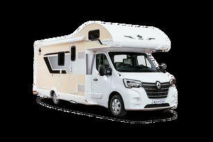 alkoven AHORN Renault Canada AD model 2021-6 locuri,Transport inclus! nouă
