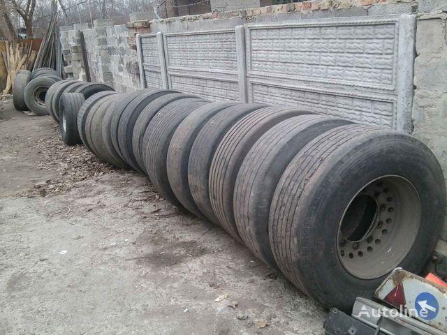 Michelin Bridgestone, Dunlop, Sava  385/65 R 22.50 anvelopa pentru camion