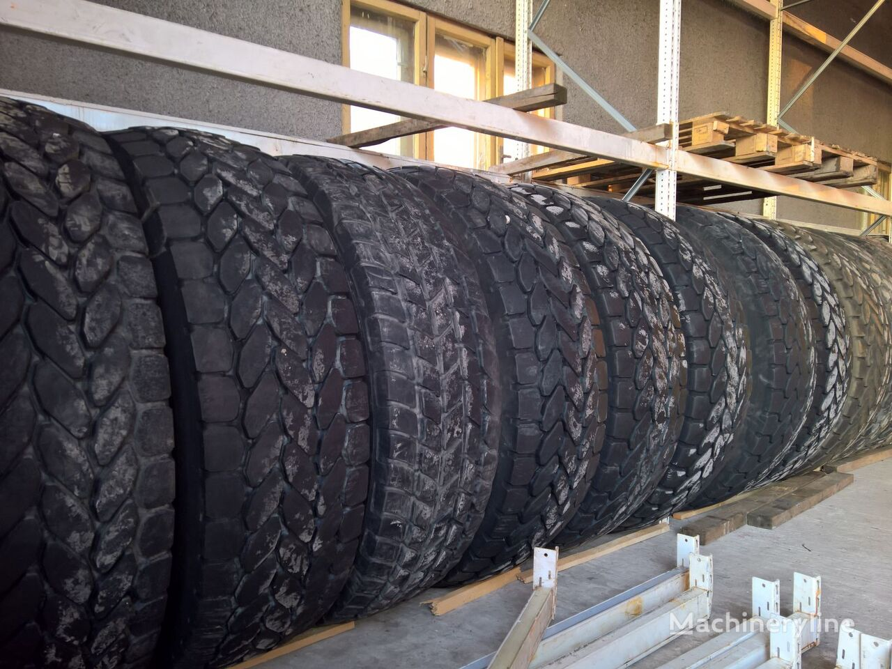 anvelopa macarale Michelin 445/95R25