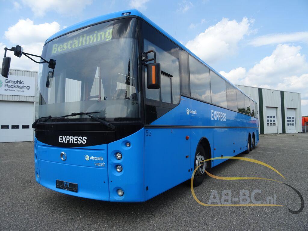 autobuz interurban IVECO Eurorider Liftbus