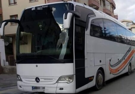 autobuz interurban MERCEDES-BENZ TRAVEGO 15SHD