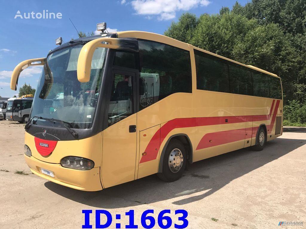 autobuz interurban SCANIA Irizar Century
