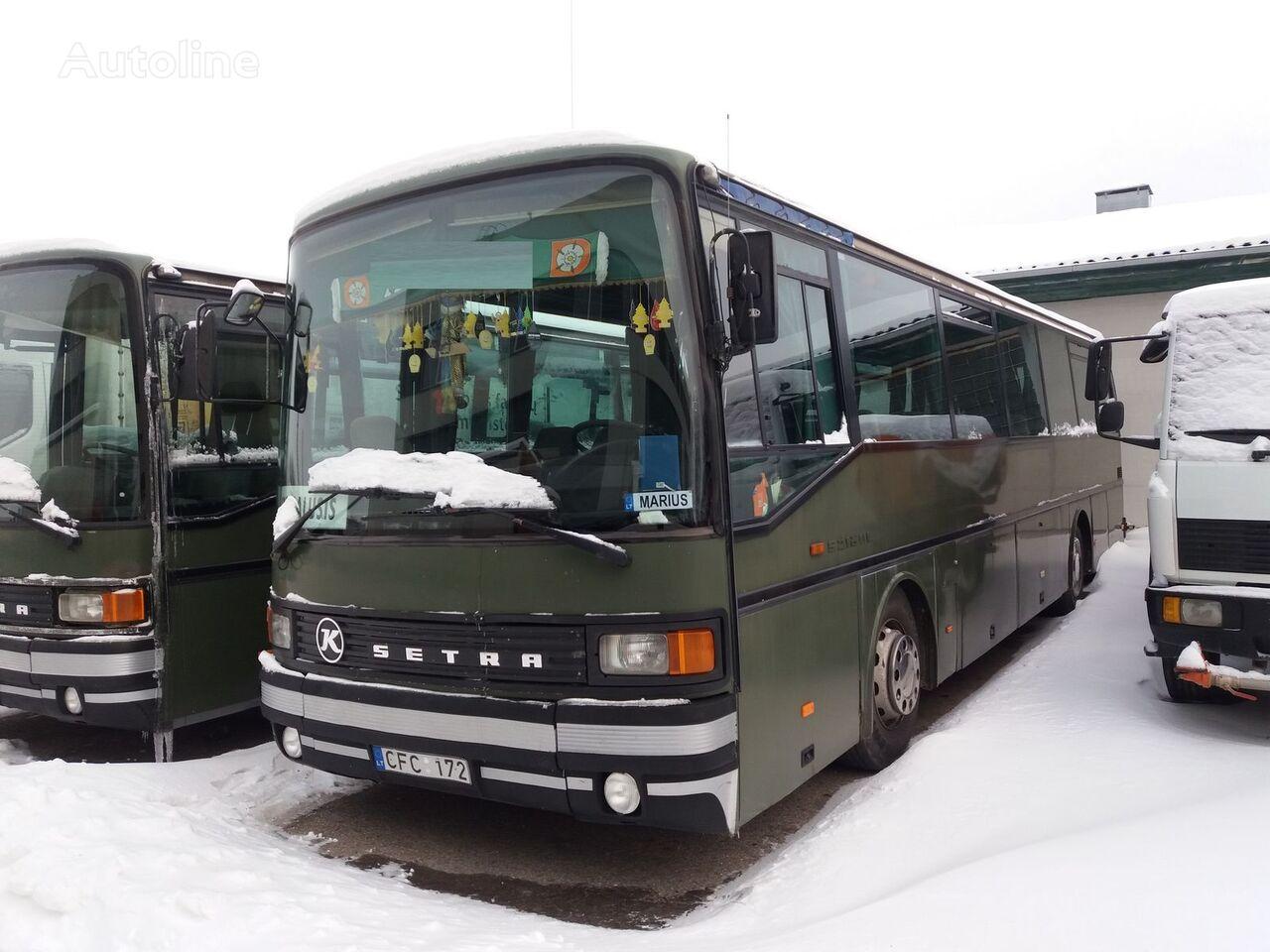 autobuz interurban SETRA S 213 UL