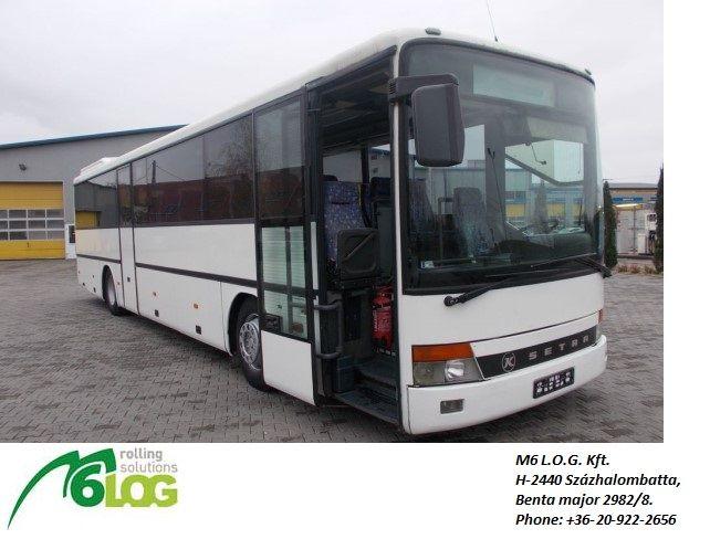 autobuz interurban SETRA S 315 H / GUTE ZUSTAND