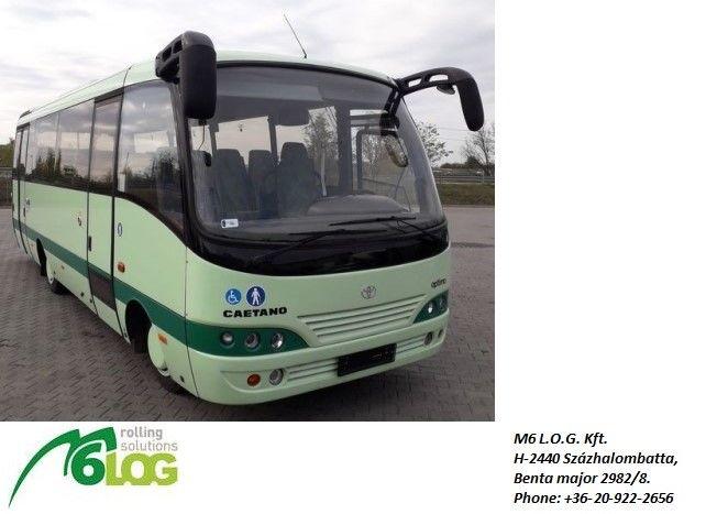 autobuz interurban TOYOTA Caetano