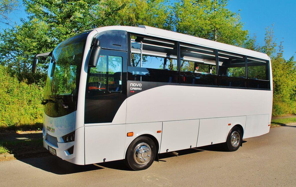 autobuz turistice ISUZU NOVO CABRIO EVO II nou