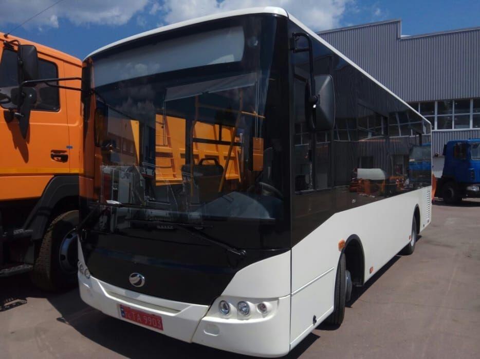 autobuz urban I-VAN A10S3A nou
