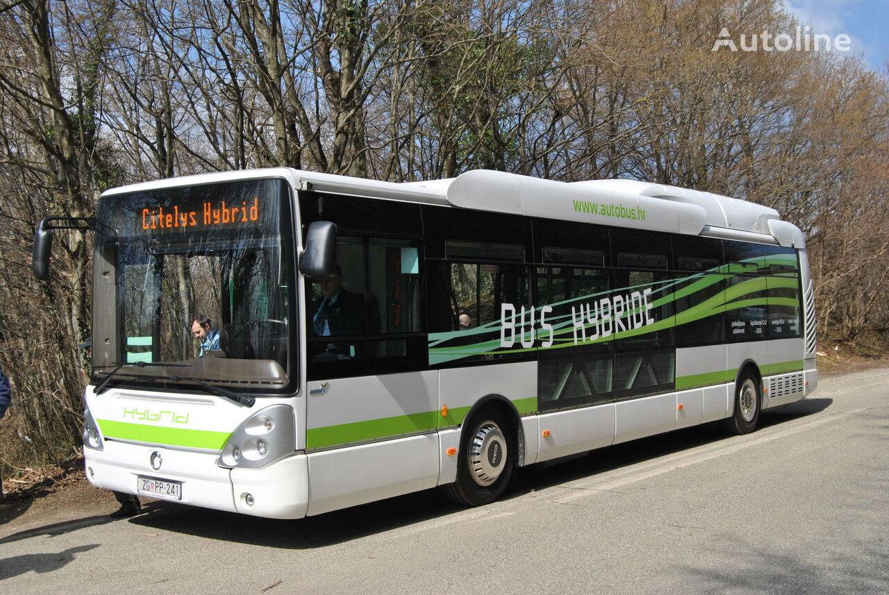 autobuz urban IRISBUS Citelis Hybrid