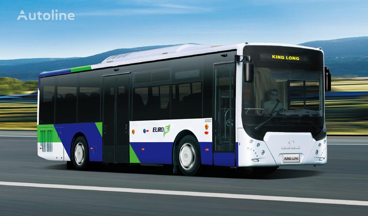 autobuz urban KING LONG B10 nou