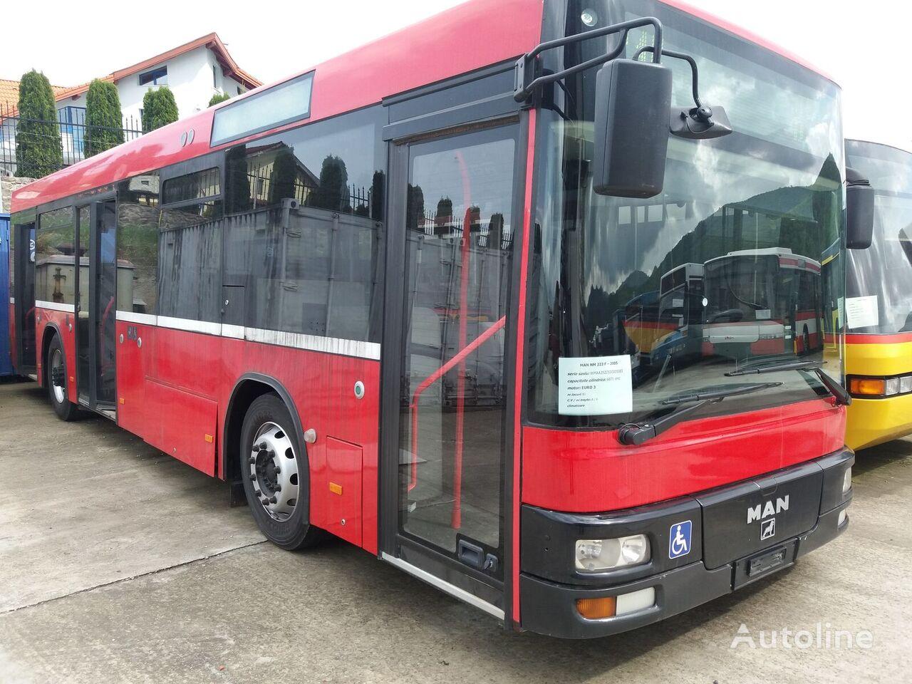 autobuz urban MAN NM 223 F