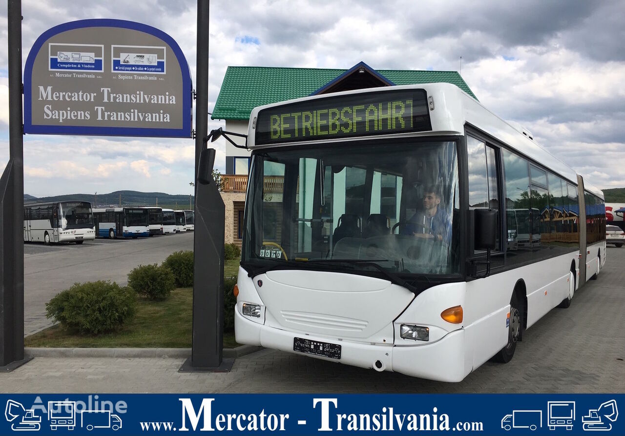 autobuz urban SCANIA CI 94 * Klimaanlage *