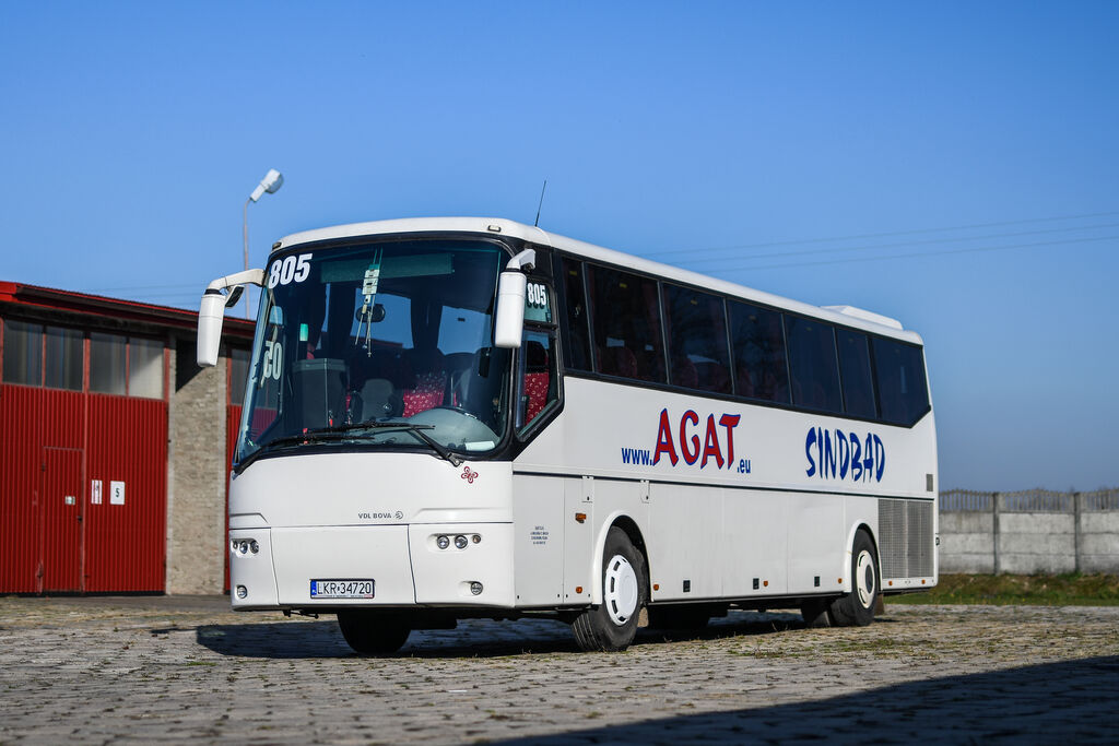 autocar BOVA FUTURA FHD 13/365 Euro 5, 55 Pax