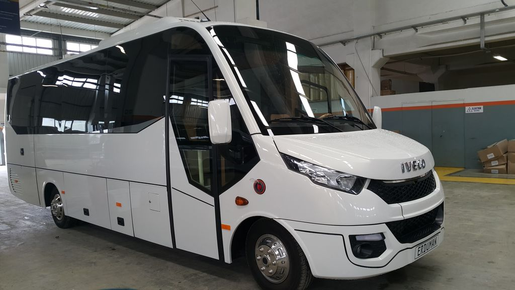 IVECO Erduman  autocar nou