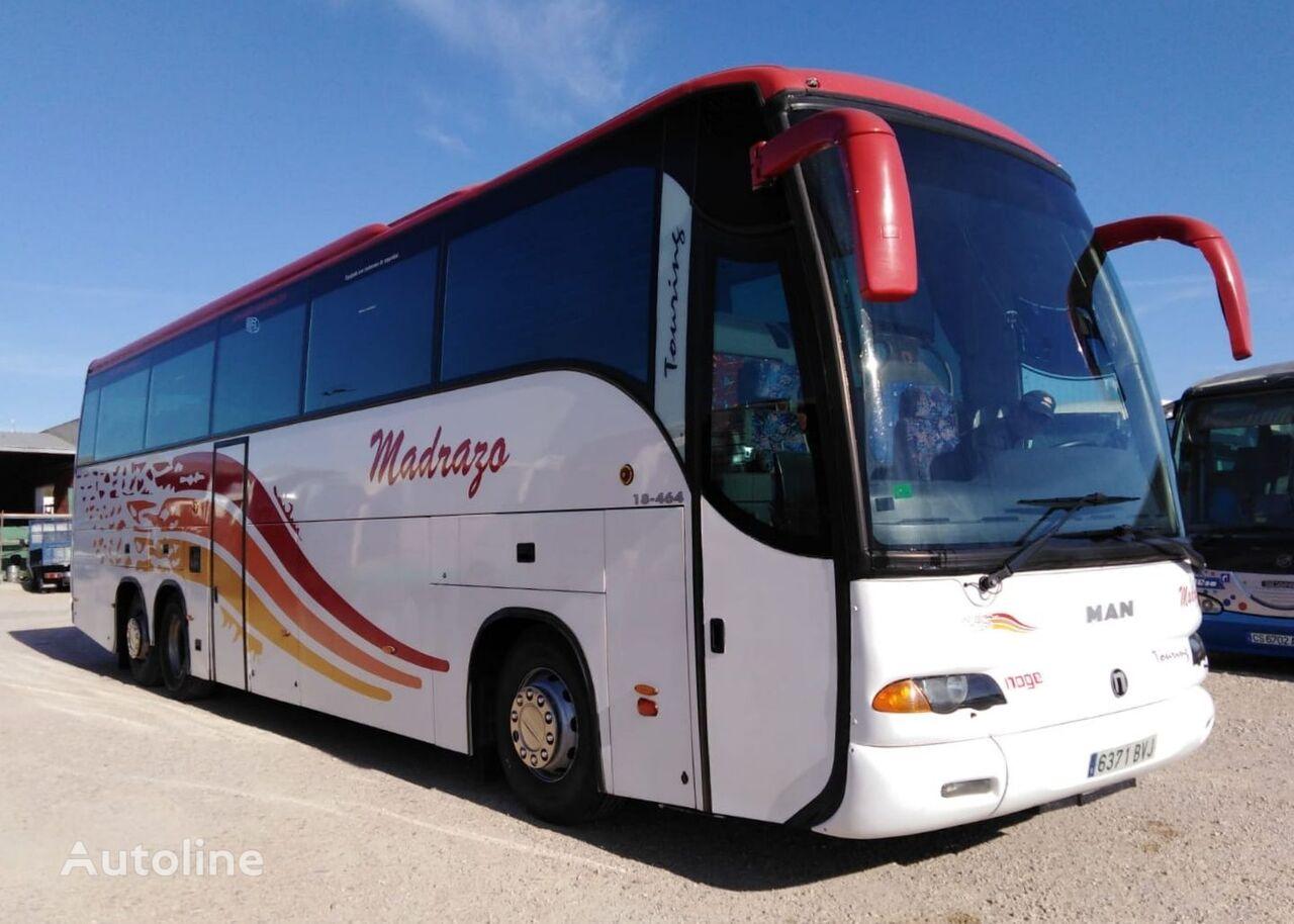 autocar MAN 24.460 HOCLN NOGE TOURING ALTO +WC+ EURO 3