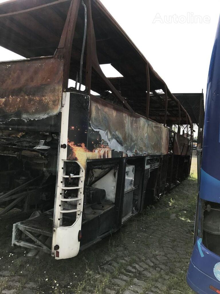 autocar MERCEDES-BENZ O 580 15 RHD accidentate